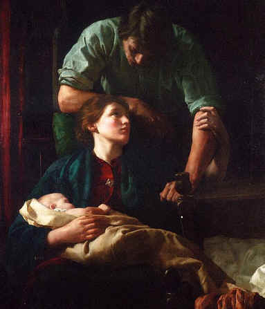 'The Family', by John Dickson Batten