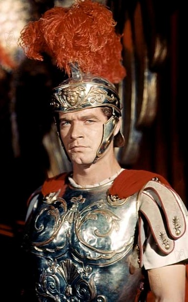 Bible movies, films. Massala, once Ben Hur's great friend but now his deadly enemy in the film 'Ben Hur'