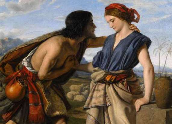 The Meeting of Jacob and Rachel, William Dyce