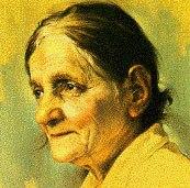 Dictionary, explanations: the matriarch Naomi