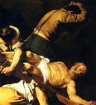 Martyrdom of St Peter, Caravaggio