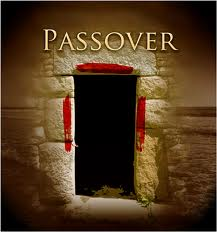 Rahab left a red cord at her window to save herself and her family. There are echoes here of the red blood on the doorways of the Hebrew slaves in Egypt, when the Angel of Death passed over their house so that the family within was safe.