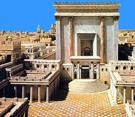 Model of the Temple in Jerusalem