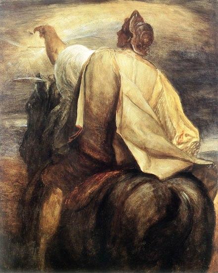 Apocalypse, Book of Revelation: Black Horse Rider, Seth Watts