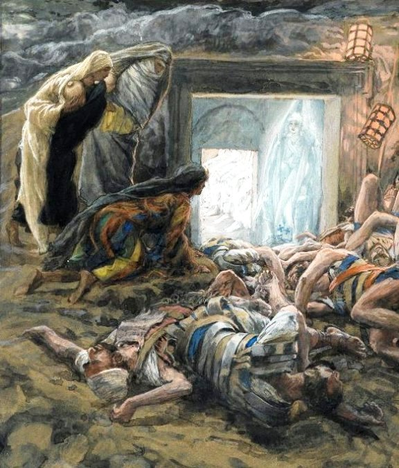The Holy Women at the Tomb, James Tissot