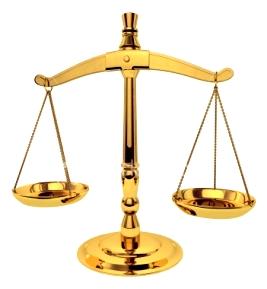 Zephaniah - Golden scales of Justice