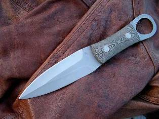 The kind of short dagger used by the Zealots