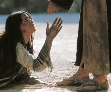 Adultery in the Bible. The Woman Taken in Adultery