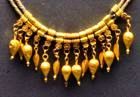 Ancient gold jewellery