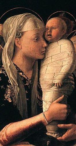 Presentation in the Temple, Mantegna
