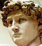 David, statue by Michelangelo
