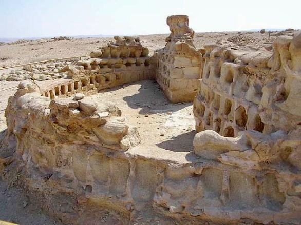 Masada pigeon-coop
