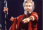 Moses, from the movie 'The Ten Commandments'