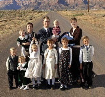 Marriage in the Bible: a polygamous family today