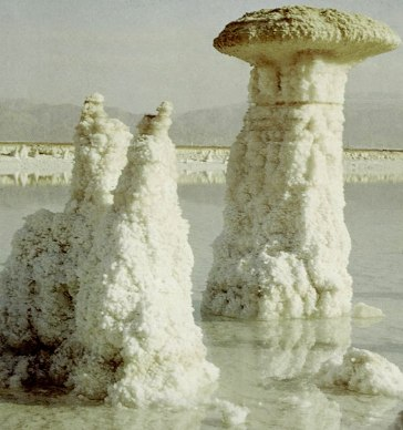 Bad Bible Women: Lot's Wife. Pillars of salt