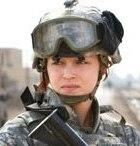 Deborah, warrior woman