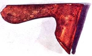 Ancient metal axe