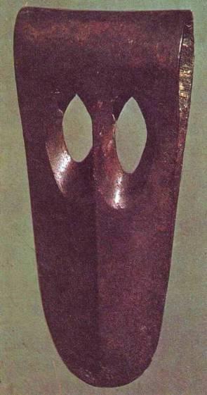 Long-bladed axe